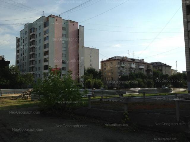 Адрес(а) на фотографии: улица Сакко и Ванцетти, 35, Екатеринбург