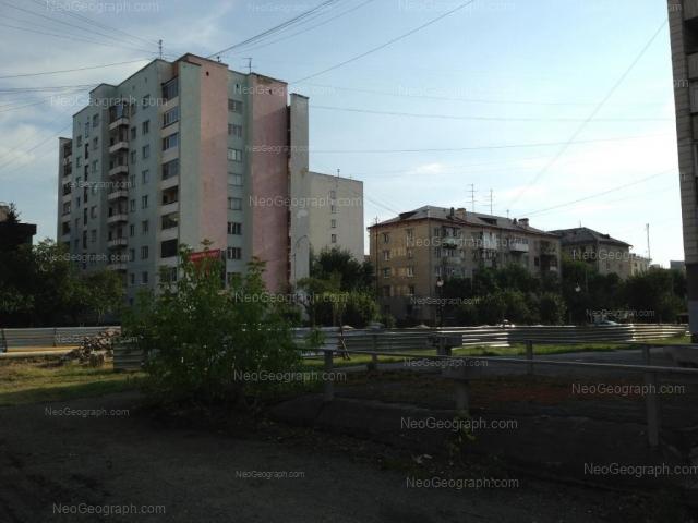 Address(es) on photo: Sakko i Vantsetti street, 35, Yekaterinburg