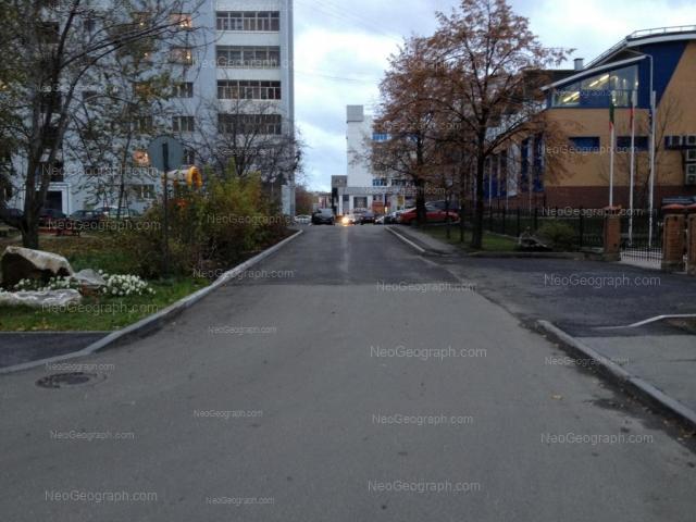 Адрес(а) на фотографии: улица Шейнкмана, 10, 21, Екатеринбург