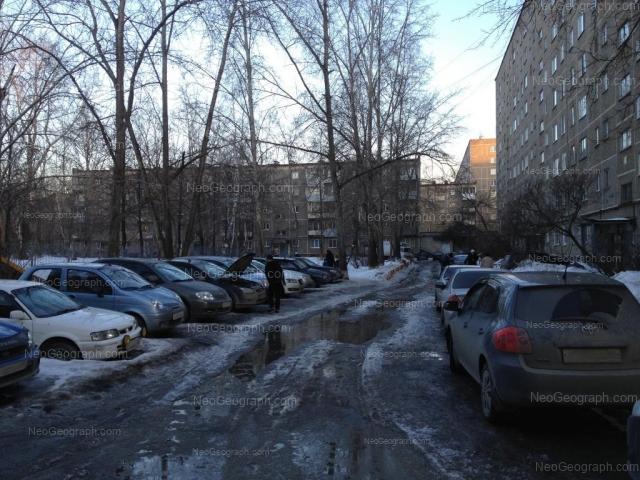 Адрес(а) на фотографии: Июльская улица, 39 к1, 39 к2, Екатеринбург