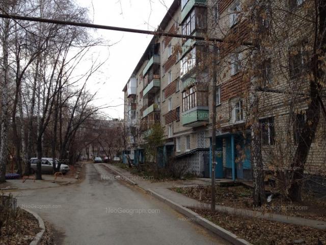 Адрес(а) на фотографии: улица Серафимы Дерябиной, 11, Екатеринбург