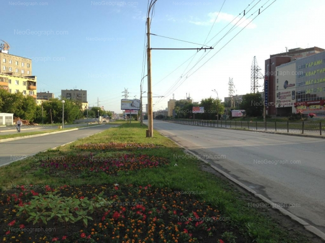 Адрес(а) на фотографии: проспект Космонавтов, 29, 29А, 64, Екатеринбург