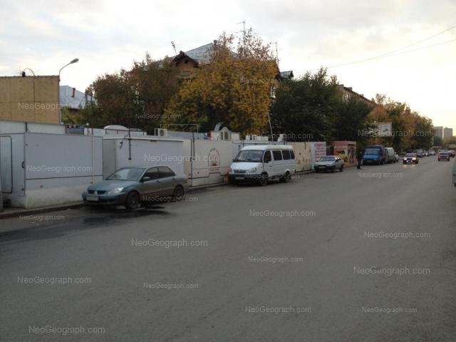Адрес(а) на фотографии: Заводская улица, 15 к6, 15/7, 17, Екатеринбург