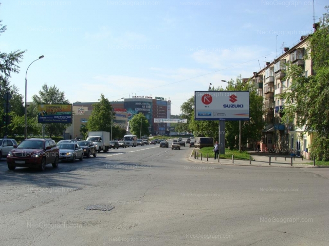 Адрес(а) на фотографии: Восточная улица, 45, 51, 230, Екатеринбург
