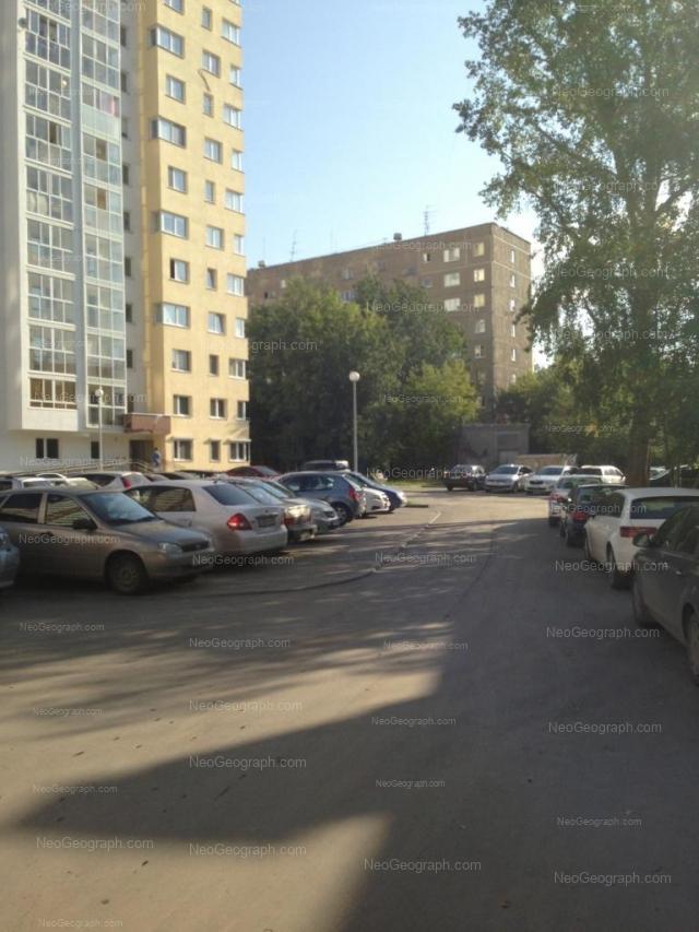 Адрес(а) на фотографии: улица Электриков, 22, 24, Екатеринбург