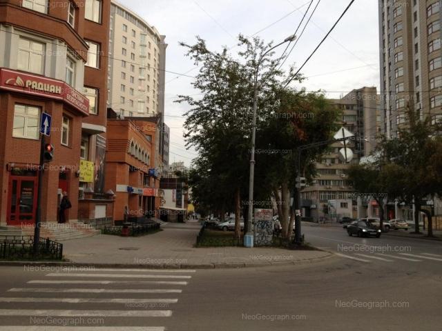 Адрес(а) на фотографии: улица Белинского, 54, 55, 56, 61, Екатеринбург