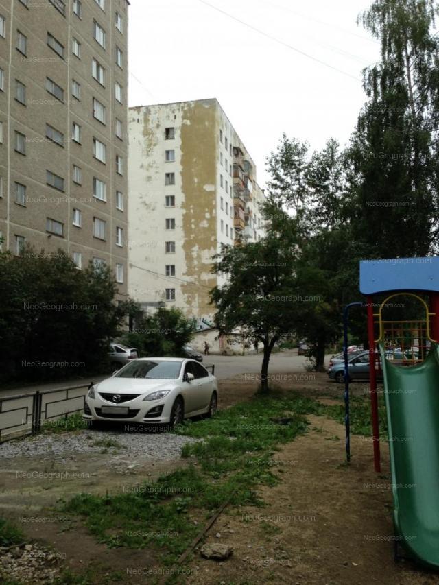 Адрес(а) на фотографии: Таганская улица, 48, 52 к1, Екатеринбург