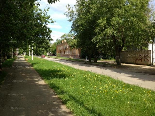 Адрес(а) на фотографии: улица XXII Партсъезда, 4, Екатеринбург