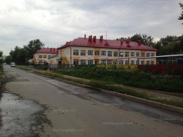 Адрес(а) на фотографии: Черноярская улица, 16, Екатеринбург