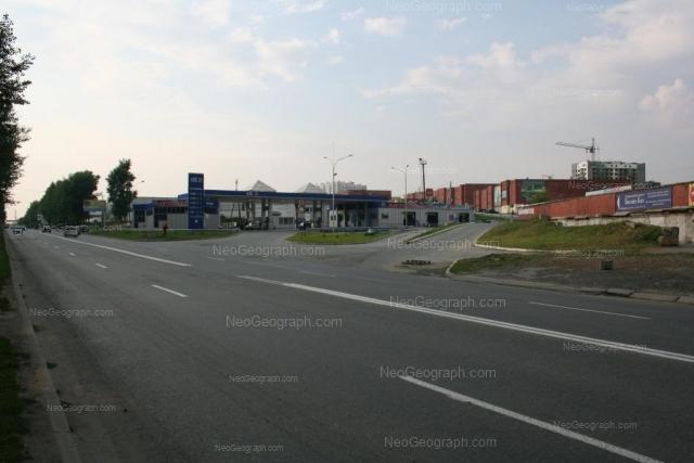 Address(es) on photo: Vostochnaya street, 5б, 5б/2, 5в, Yekaterinburg