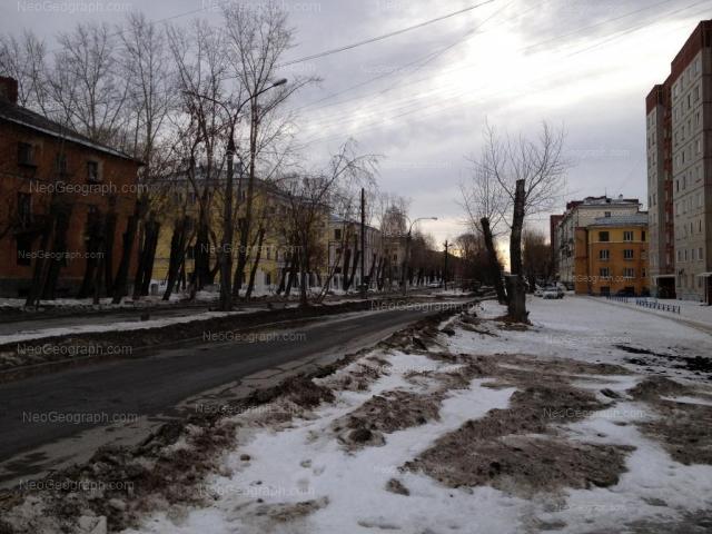 Address(es) on photo: Solikamskaya street, 4, 6, 7, Yekaterinburg