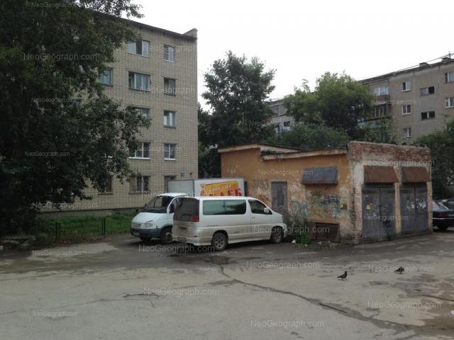 Адрес(а) на фотографии: улица Фрезеровщиков, 25/1, 27, Екатеринбург