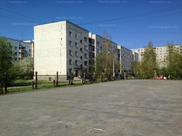 Адрес(а) на фотографии: Билимбаевская улица, 31/3, 33, Екатеринбург