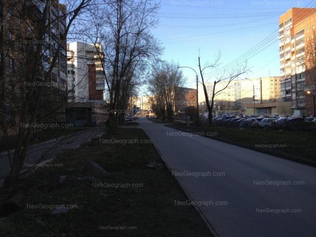 Address(es) on photo: Sulimova street, 6, 23, Yekaterinburg