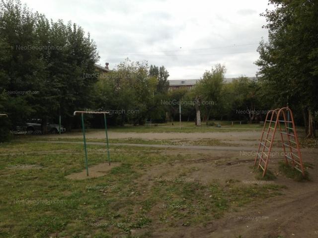 Адрес(а) на фотографии: Сухоложская улица, 4, Екатеринбург