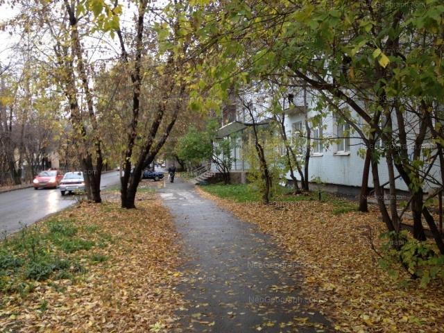Адрес(а) на фотографии: улица Циолковского, 80, 84, 86, Екатеринбург