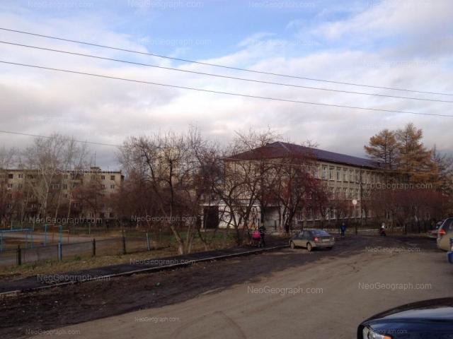 Адрес(а) на фотографии: Мраморская улица, 34/1, Екатеринбург