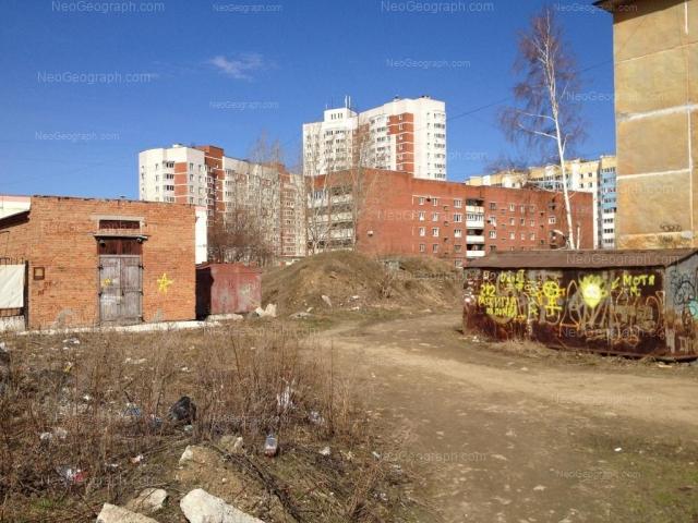 Address(es) on photo: Pekhotintsev street, 2/3, 3/3, Yekaterinburg
