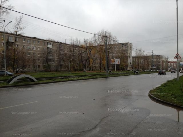 Адрес(а) на фотографии: Уральская улица, 48, 50, 52/1, Екатеринбург