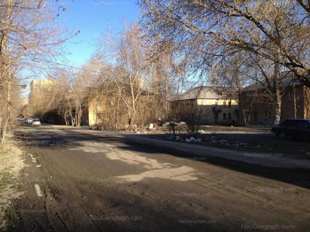 Address(es) on photo: Irbitskaya street, 6А, 8, 8А, Yekaterinburg
