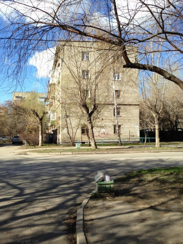 Адрес(а) на фотографии: Техническая улица, 38а, Екатеринбург