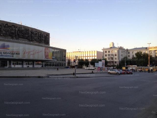 Адрес(а) на фотографии: проспект Ленина, 1, Екатеринбург