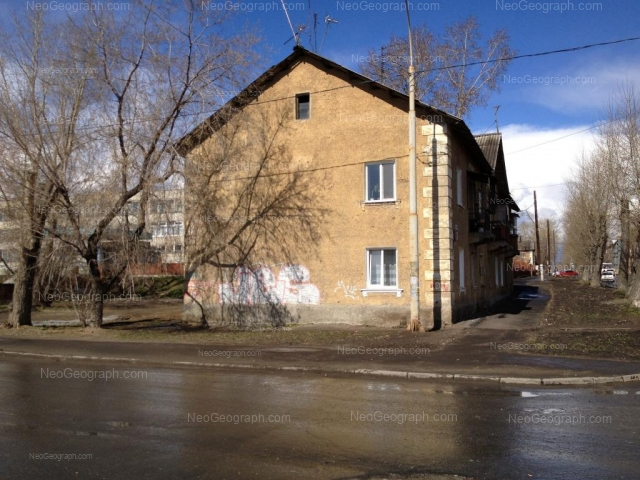 Адрес(а) на фотографии: улица Миномётчиков, 46, 48, Екатеринбург