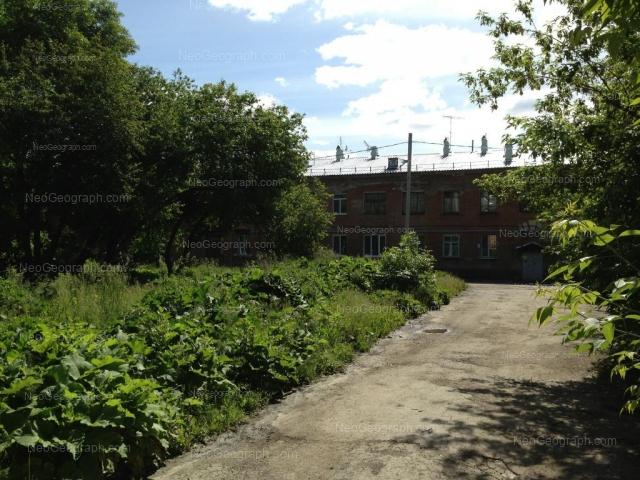 Адрес(а) на фотографии: улица XXII Партсъезда, 5А, Екатеринбург