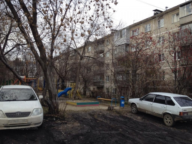 Адрес(а) на фотографии: Ленинградская улица, 34 к1, Екатеринбург