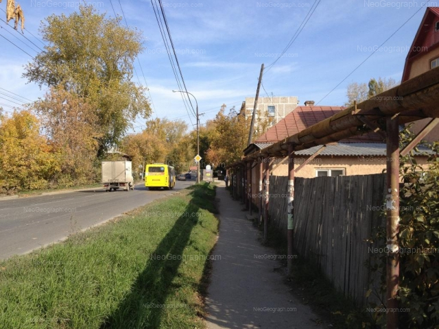 Адрес(а) на фотографии: Самолётная улица, 7, 24А, Екатеринбург