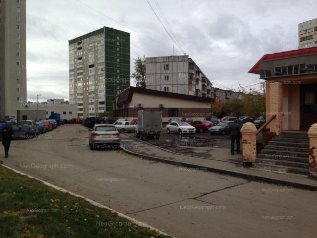 Адрес(а) на фотографии: улица Металлургов, 2, 4А, Екатеринбург