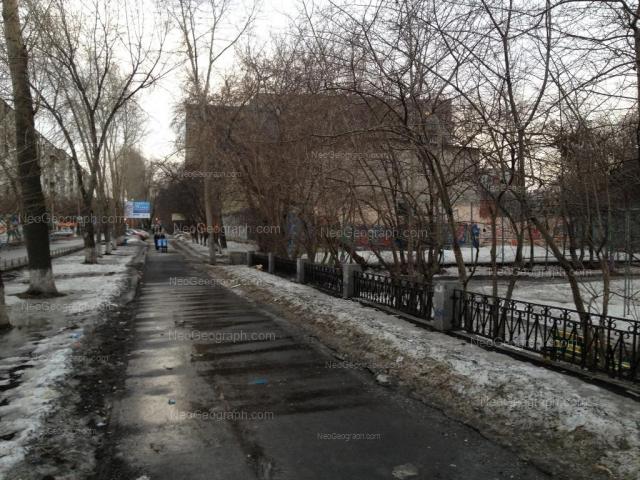 Адрес(а) на фотографии: улица Бажова, 132, 161, Екатеринбург