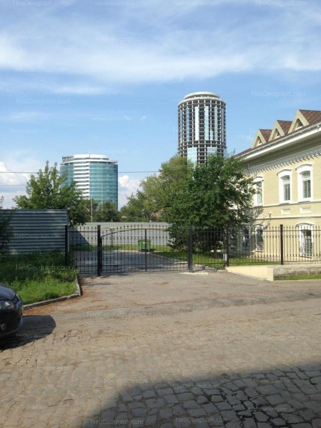 Адрес(а) на фотографии: улица Бориса Ельцина, 1а, 3, Екатеринбург