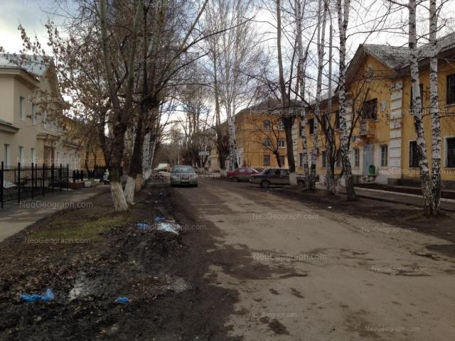 Адрес(а) на фотографии: Новая улица, 9, 12, Екатеринбург