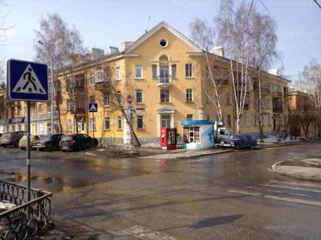 Адрес(а) на фотографии: улица Краснофлотцев, 1Г, 1Д, Екатеринбург