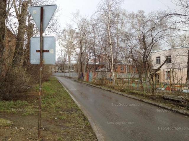 Адрес(а) на фотографии: улица Миномётчиков, 32, Екатеринбург