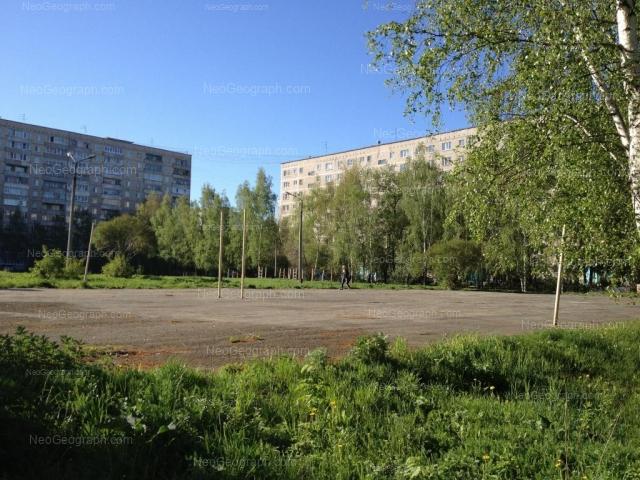Address(es) on photo: Reshetnikova driveway, 7, Yekaterinburg