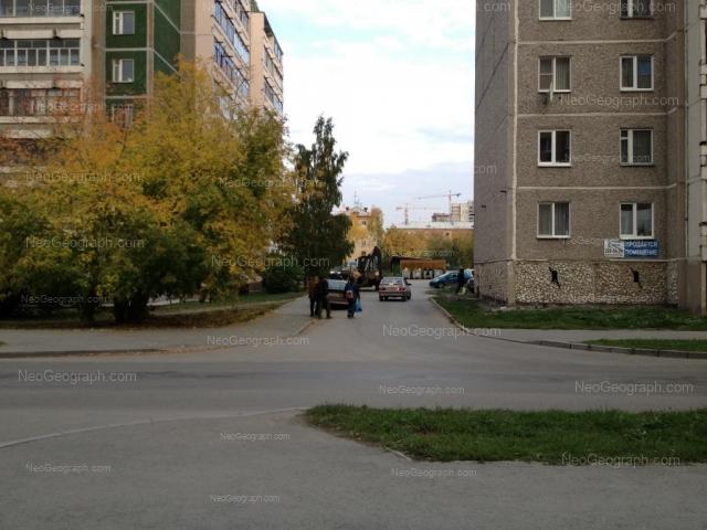 Адрес(а) на фотографии: улица Татищева, 80, 82, Екатеринбург