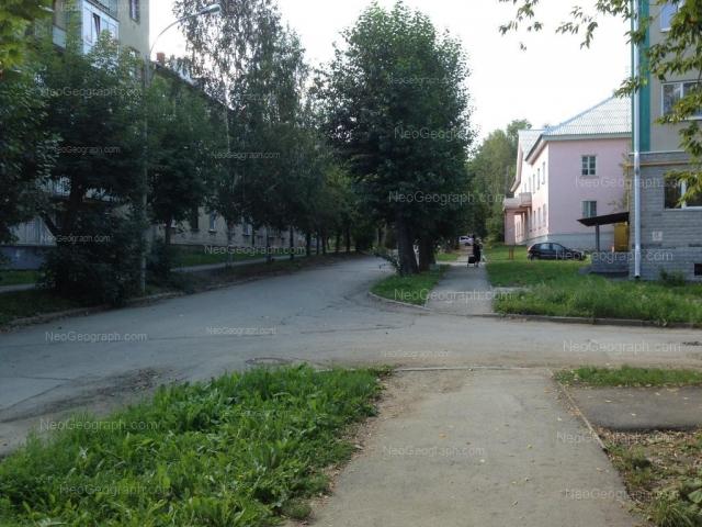 Адрес(а) на фотографии: Коллективный переулок, 5, 8, Екатеринбург
