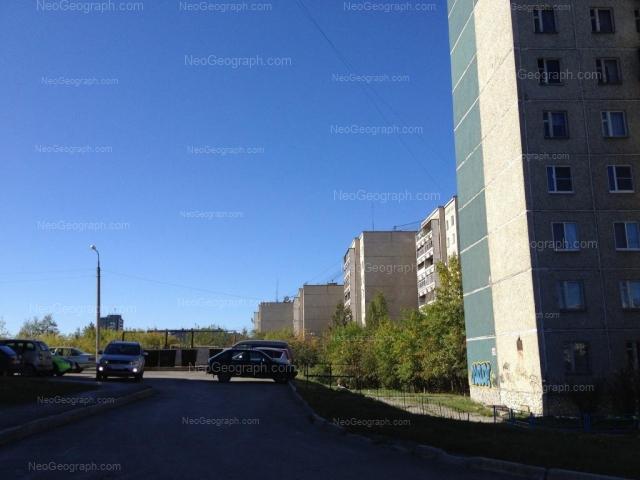Адрес(а) на фотографии: улица Анны Бычковой, 14, 16, 18, Екатеринбург