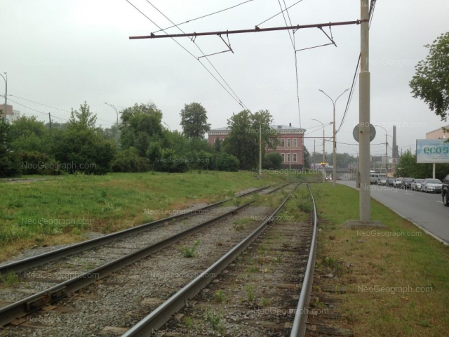 Адрес(а) на фотографии: улица Кирова, 2, Екатеринбург