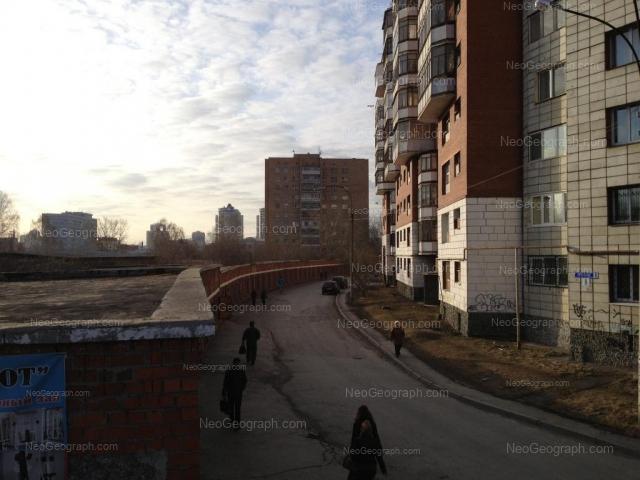 Адрес(а) на фотографии: Кимовская улица, 6, Екатеринбург