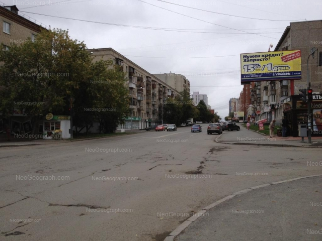 Адрес(а) на фотографии: улица Сурикова, 28, 37, Екатеринбург