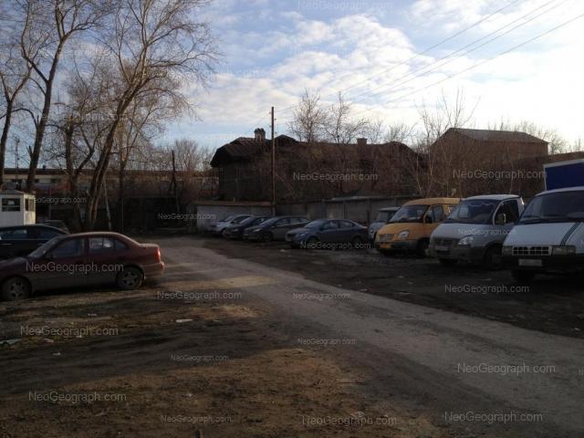 Адрес(а) на фотографии: переулок Транспортников, 1, Екатеринбург