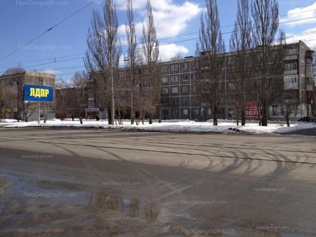 Адрес(а) на фотографии: Белореченская улица, 9/1, 9/2, 11/1, Екатеринбург