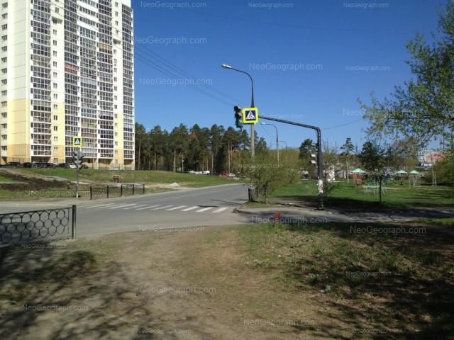 Адрес(а) на фотографии: Билимбаевская улица, 39, Екатеринбург