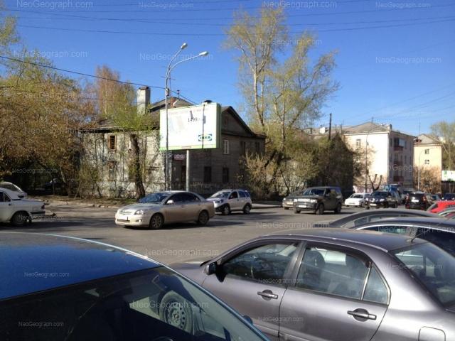 Адрес(а) на фотографии: Гурзуфская улица, 11 к2, 11 к3, 15, 17, Екатеринбург