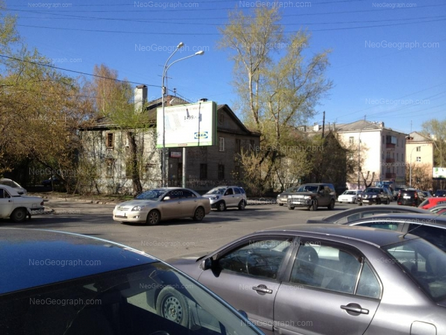 Address(es) on photo: Gurzufskaya street, 11 к2, 11 к3, 15, 17, Yekaterinburg
