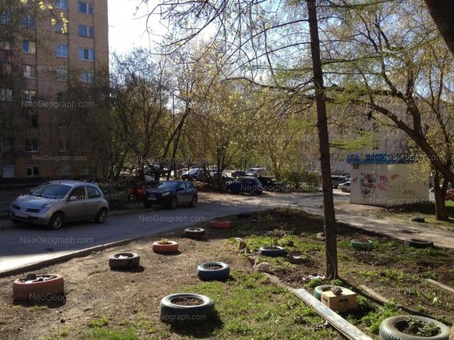 Адрес(а) на фотографии: Гурзуфская улица, 15, 18, Екатеринбург
