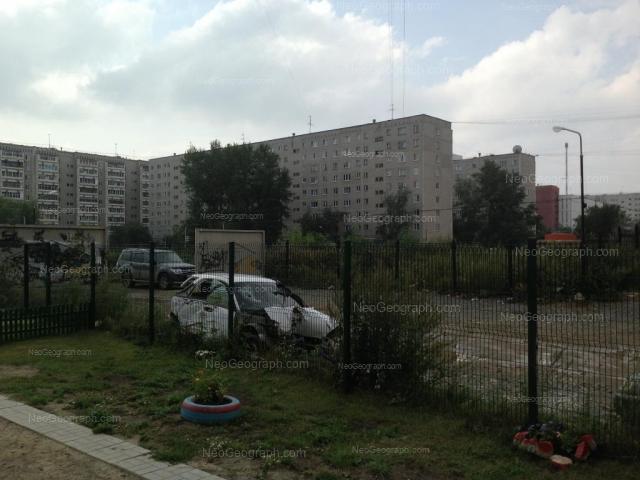Адрес(а) на фотографии: улица Фрезеровщиков, 41, 43, Екатеринбург